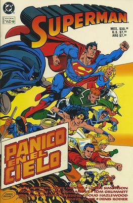 Superman. Pánico en el cielo