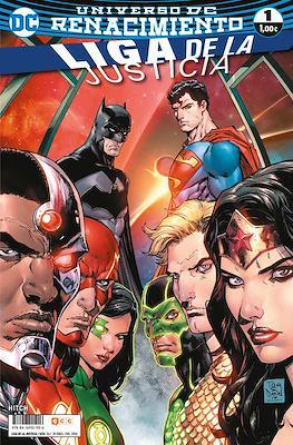 Liga de la Justicia. Nuevo Universo DC / Renacimiento #56 / 1