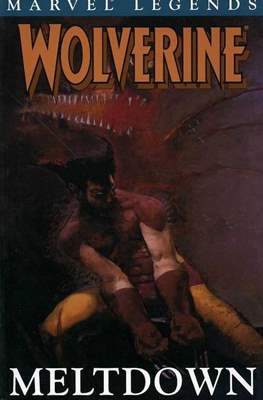 Marvel Legends Wolverine (Softcover) #2