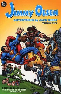 Jimmy Olsen Adventures (Rústica) #2