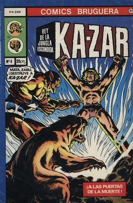 Ka-Zar. (1978) #4