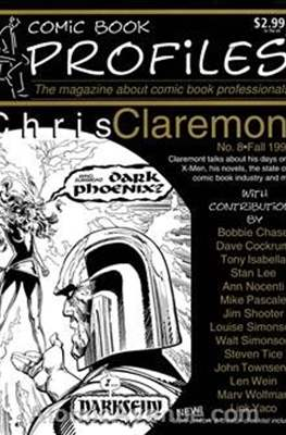 Comic Book Profiles (Grapa) #8