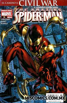 The Amazing Spider-Man (2005-2013) (Grapa) #15