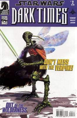 Star Wars - Dark Times: Out of the Wilderness (2011-2012) (Comic Book) #2