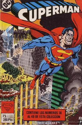 Superman (1984) (Retapado, Tomo rústica) #16