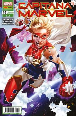 Capitana Marvel (2019-) (Grapa) #10