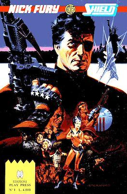 Nick Fury contro SHIELD (Brossurato. 48 pp) #1