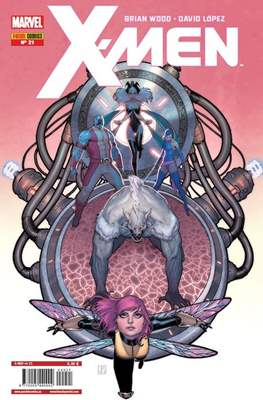 X-Men Vol. 4 / X-Men presenta (2011-2016) (Grapa 24 pp) #21