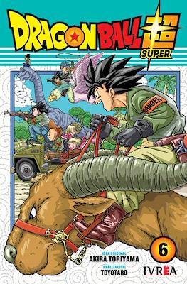 Dragon Ball Super (Rústica) #6