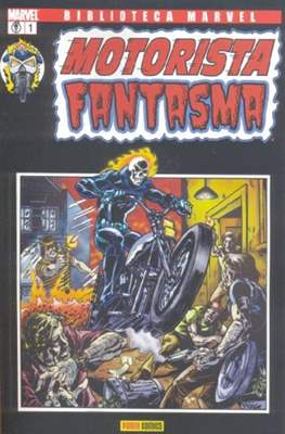 Biblioteca Marvel: Motorista Fantasma (2007)