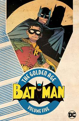 Batman: The Golden Age (Softcover) #5