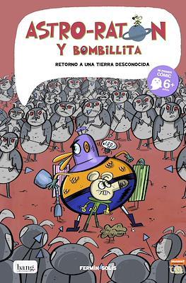 Astro-Ratón y Bombillita (Rústica) #5