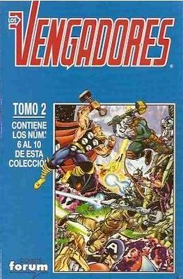 Los Vengadores Vol. 3 (Retapado. 1998-2005) #2