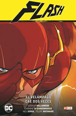Flash de Joshua Williamson #1