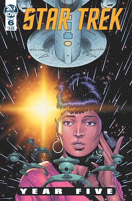 Star Trek: Year Five (Comic Book) #6
