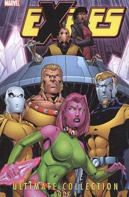 Exiles Ultimate Collection (Tpb) #4