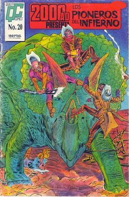 2000 AD presenta #20