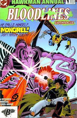 Hawkman Annuals (1993-1995) (Comic Book) #1