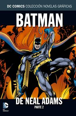 Colección Novelas Gráficas DC Comics: Batman de Neal Adams (Cartoné) #2