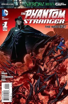 Trinity of Sin: The Phantom Stranger vol. 4 (2013-2014) (Grapa, 32 págs.) #1