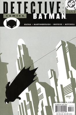 Detective Comics Vol. 1 (1937-2011; 2016-) (Comic Book) #745