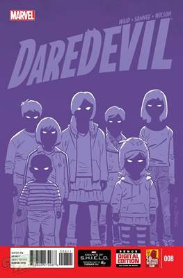 Daredevil Vol. 4 (2014-2015) (Comic-Book) #8