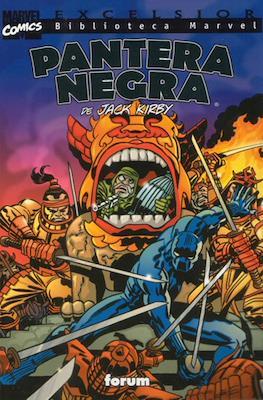 Biblioteca Marvel: Pantera Negra (2003)