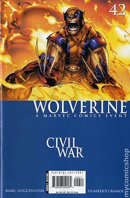 Wolverine / Dark Wolverine (2003-2010) (Comic Book) #42
