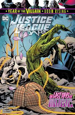 Justice League Dark Vol. 2 (2018-) #16