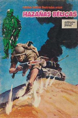 Hazañas Bélicas (Grapa. Blanco y negro. (1973-1988)) #21