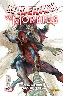 Spiderman Vs. Morbius. 100% Marvel HC (Cartoné 160 pp)