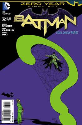 Batman Vol. 2 (2011-2016) (Comic Book) #32