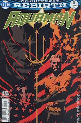 Aquaman Vol. 8 (2016-2021) Variant Cover) #11
