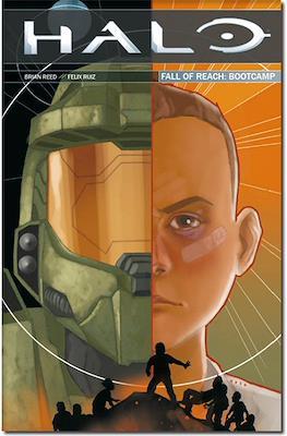 Halo: Fall of Reach (Rústica) #1