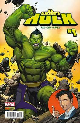 El Increíble Hulk Vol. 2 / Indestructible Hulk / El Alucinante Hulk / El Inmortal Hulk (2012-) (Comic Book) #46