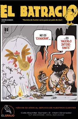 El Batracio Amarillo segunda época (Revista) #220