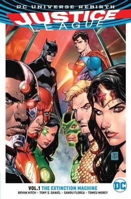 Justice League (2016-...) (Softcover) #1