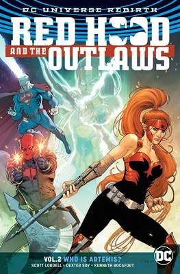 Red Hood and the Outlaws Vol. 2 (Softcover) #2