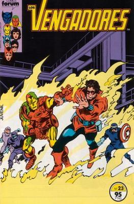Los Vengadores Vol. 1 (1983-1994) #23