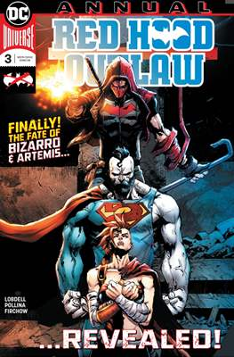 Red Hood and the Outlaws - Annual Vol. 2 (Comic book) #3