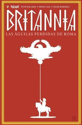 Britannia (Rústica. 128 páginas.) #3