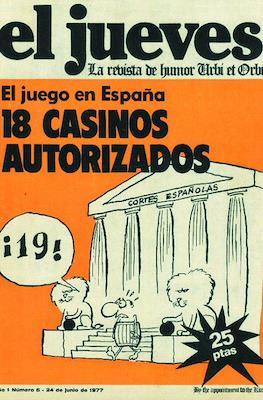 El Jueves (Revista) #5