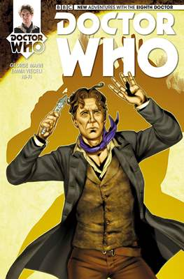 Doctor Who: The Eighth Doctor (Grapa) #2