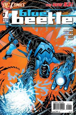 Blue Beetle Vol.9 New 52 #1