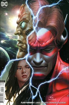 Flash Forward (Variant Cover)