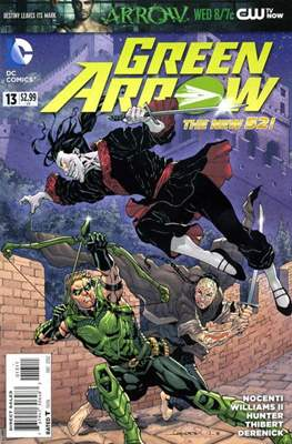 Green Arrow vol. 5 (2011-2016) (Comic-Book) #13
