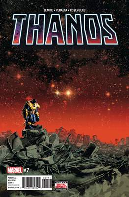 Thanos (Comic-book) #7