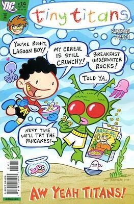 Tiny Titans (Comic-Book) #14