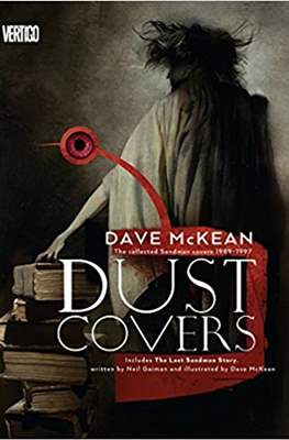 Dust Covers: The Collected Sandman Covers 1989-1997