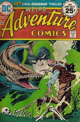 New Comics / New Adventure Comics / Adventure Comics (1935-1983; 2009-2011) (Saddle-Stitched) #437